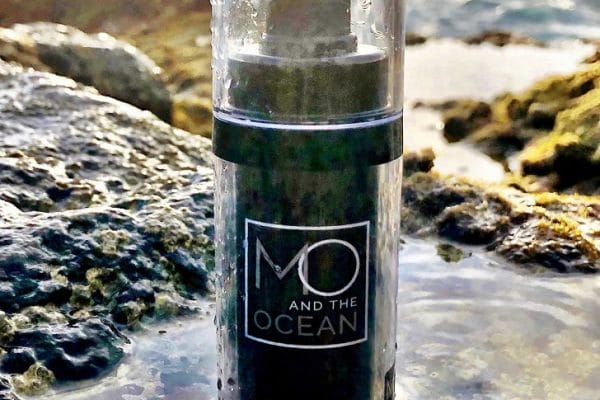 © MO AND THE OCEAN Natural Skincare mit der Kraft des Meeres