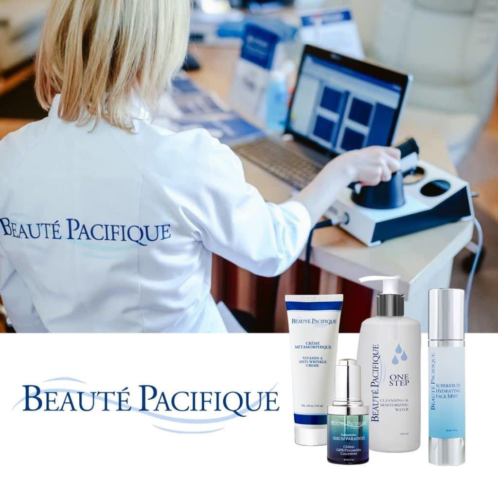 © Beauté Pacifique Denmark - Experte für innovative Hautscan-Technologie und Dermokosmetik
