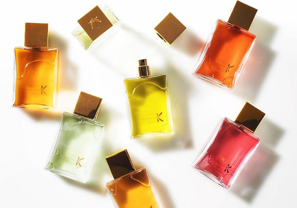 © ELLA K Parfums Paris - poetische Duftkunst in den Farben der Natur