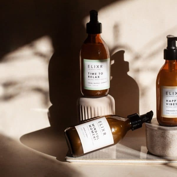 © ELIXR Naturkosmetik Hand & Body Wash Kollektion