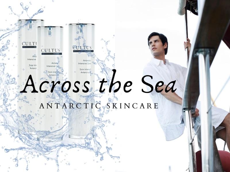 CULTUS Homme Antarctic Skincare – Eine Protein-Matrix aus dem ewigen Eis