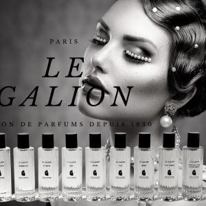 © Maison LE GALION Paris - originäre Duftkunst seit 1930