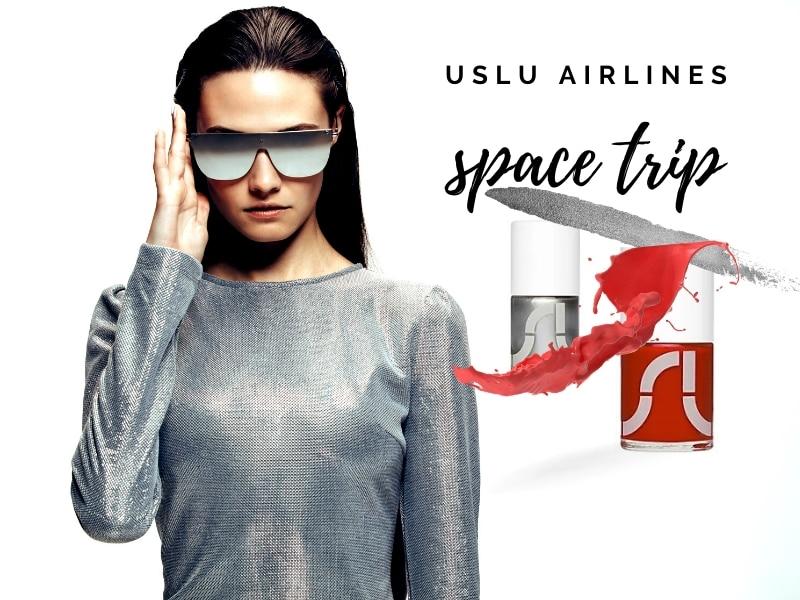 uslu airlines – Das Universum fliegender Farben