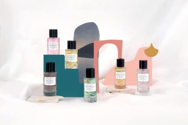 © Maison Rebatchi Paris - experimentelle Nischendüfte mit multikulturellem Esprit