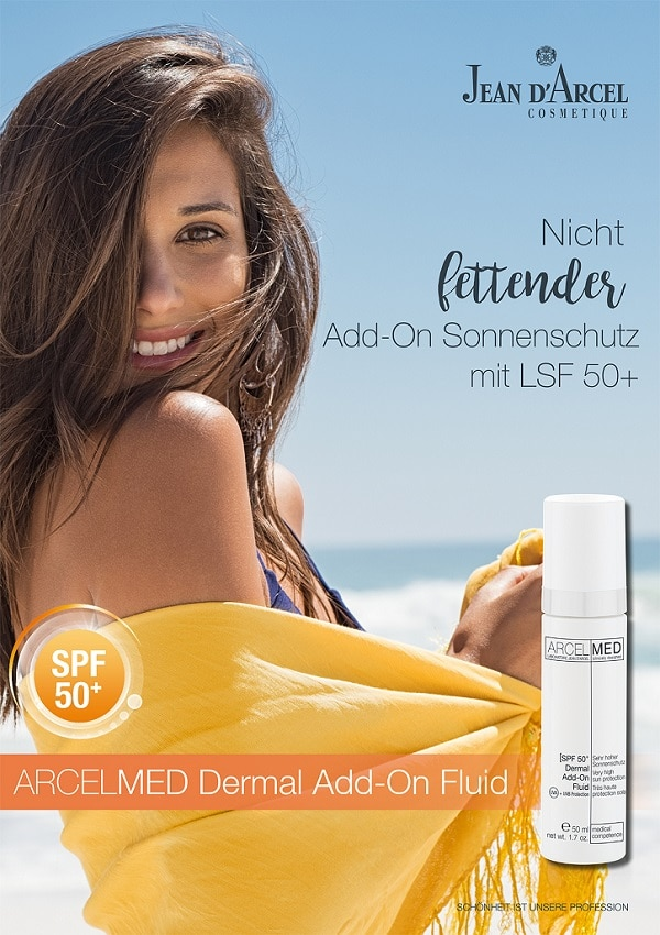 © JEAN D'ARCEL ARCELMED Dermal Add-On Fluid LSF 50