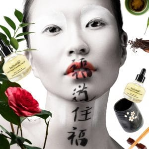 © SanDaWha Skincare Camellia - kostbare Blütenkosmetik aus der Jeju-Kamelie