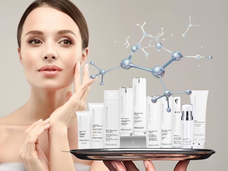 © Laboratories TEOXANE - klinisch reines Med-Beauty-Konzept
