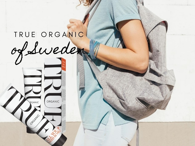TRUE ORGANIC OF SWEDEN – Travel Treats für moderne Backpacker