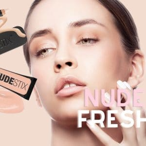© NUDESTIX- mit XXL-Sticks zum schnellen Nude Make-up