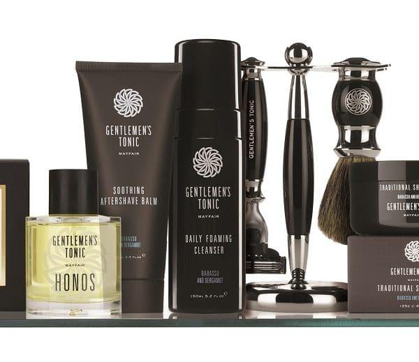 © GENTLEMEN'S TONIC Babassu & Bergamot - maskulin parfümierte Keypiece-Kollektion für Gesicht, Körper und Haare