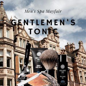 © GENTLEMEN'S TONIC - feine britische Spa-Kultur und Bartpflege aus Mayfair
