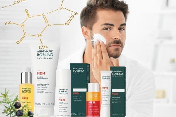 © Annemarie Börlind MEN System Energy Boost - NATURAL BEAUTY aus Tradition
