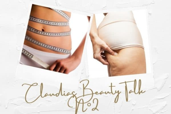 "Special-Thema Cellulite in ""Claudias Beauty-Talk N°2"""