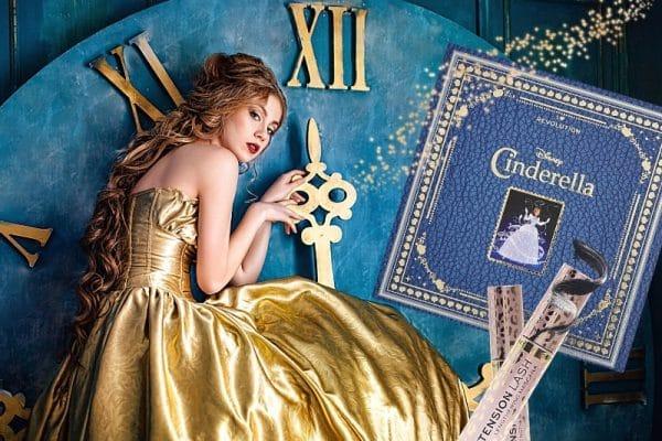 © REVOLUTION London - Limited Edition Disney Cinderella Highlighter & Pro Extension Mascara