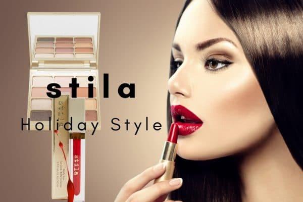 © stila Cosmetics Party-Topseller mit classy Red Lips & matten und shiny Eye Shades