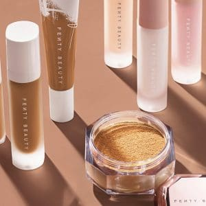 © FENTY BEAUTY by Rihanna - Star Appeal, Trenddesign und Farbinnovation in Fotoqualität