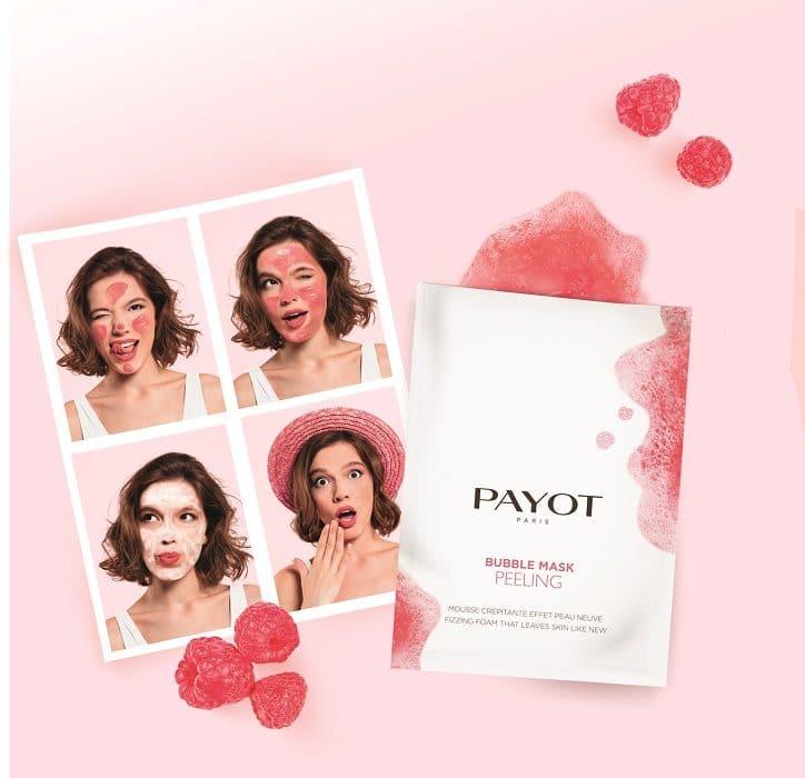 © PAYOT Paris Bubble Mask Peeling
